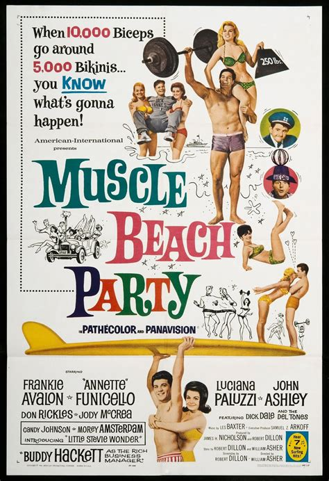 titta Muscle Beach Party