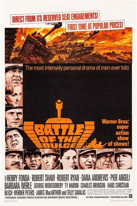 watch Battle of the Bulge