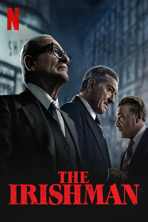watch The Irishman